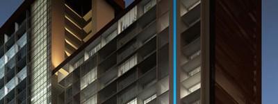 Conrad Hotel Concept Rendering
