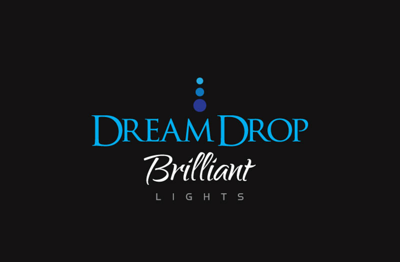dreamdrop-lights-brilliant-logo-design
