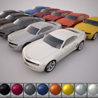 material-vray-cinema4d-car-paint-camaro-feature