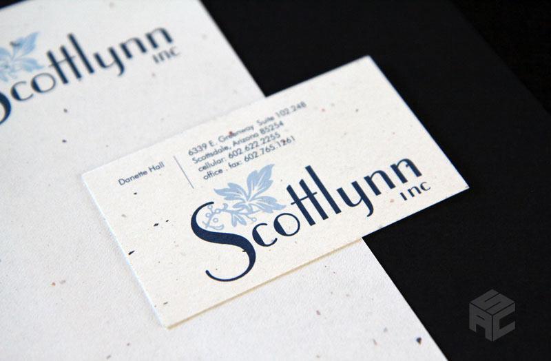 Scottlynn Logo Design